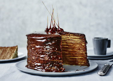 Image: 9 of the most unbelievable crepe cakes for Pancake Day