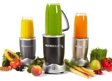 Image: Brilliant uses for your NutriBullet that don't involve a juice cleanse