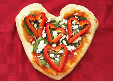 Image: 7 awesome last-minute ways to say 'I love you' with food this Valentine's Day