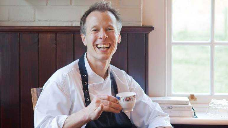 Jason King: chef and gastro pub owner