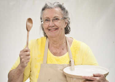 Great British Bake Off Diana Bird