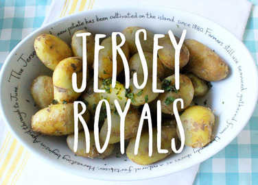 Image: 7 Jersey Royal potato recipes