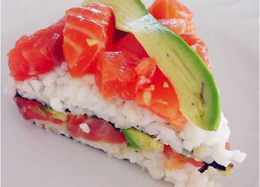 sushi-pie-homemade