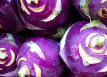 Image: Purple reign! There's a new colourful food trend and it's turning instagram violet