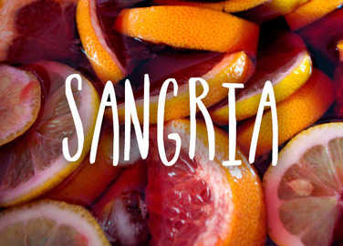 Image: How to make the ultimate Sangria with Jose Pizarro