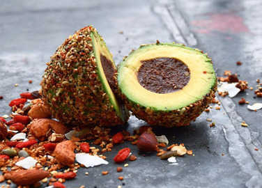 avocado-chocolate-truffle-homemade