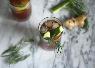Image: Up your Pimm's game with this awesome cocktails