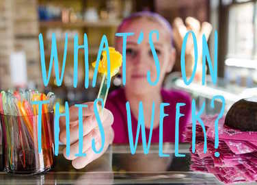 Image: What foodie events are happening this week?