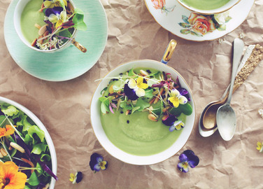 Image: 10 of the best chilled soups that aren't gazpacho