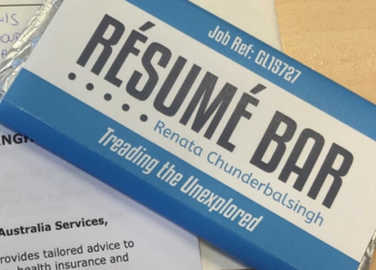 resume-bar-homemade