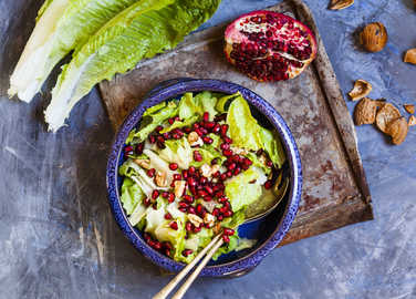 pomegrante-salad