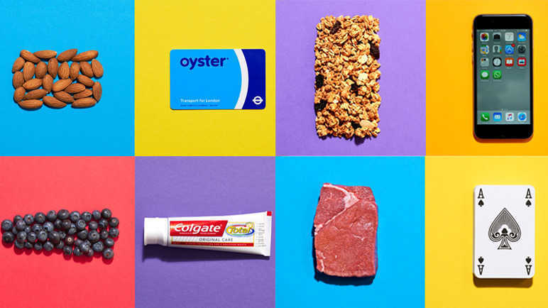 Image: This portion-size guide using everyday objects will blow your mind