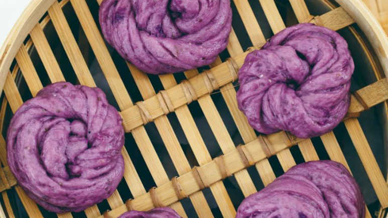 Image: 12 things you can do with a purple sweet potato