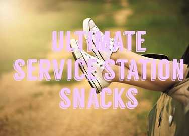 Image: All the service station snacks you know you'll eat on a road trip