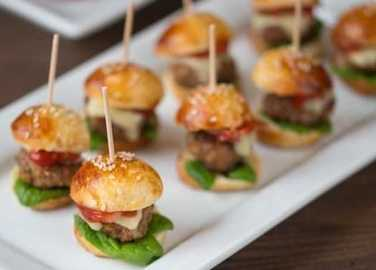 Image: Faff-free wedding canapes that your guests won't have to Google