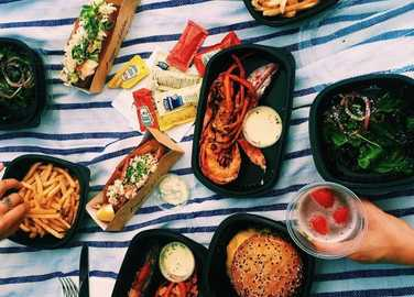 Image: How to eat lobster in London on a budget