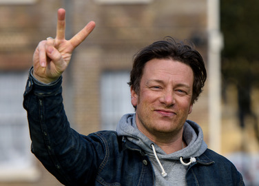 Image: Could Jamie Oliver be the next Bake Off judge?