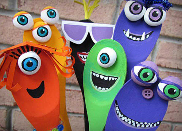 spooky craft ideas 10 crafts sainsbury s 2986