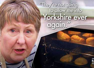 Image: Taking the cake: GBBO viewing up by half a million