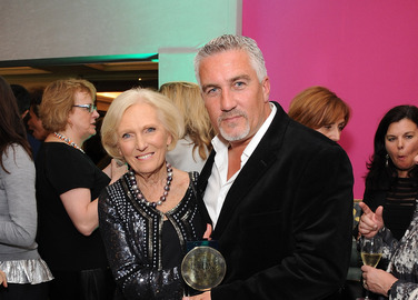 Image: Mary and Paul to earn £1 million each to stay on Bake Off?