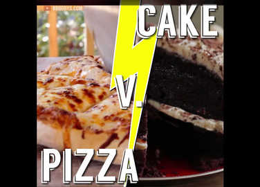 Image: Pizza or Cake?