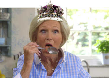 Image: Here's why Mary Berry is the real reigning Queen B
