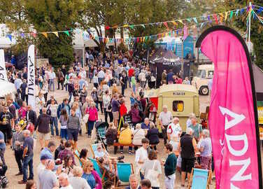 10 food trends at the Aldeburgh Food Festival