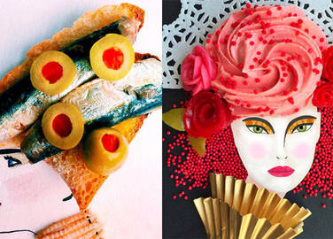 fashion-portraits-with-food