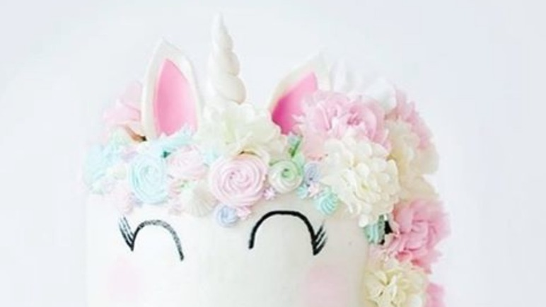 Image: Why you need to get into unicorn cakes