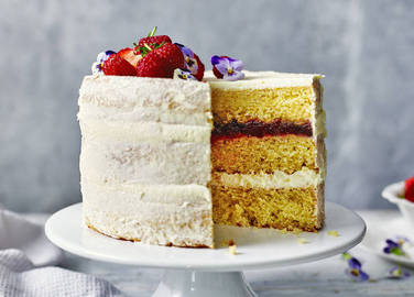 Image: Watching the Bake Off final tonight? You'll want to eat this