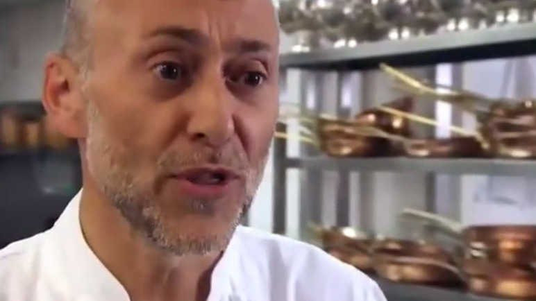 Image: Michel Roux Jr quits Masterchef