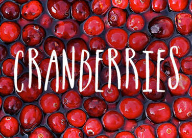 Image: 10 brilliant recipes for cranberries you won't have seen before