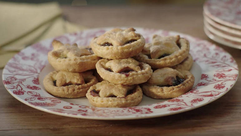 Image: Mince pie recipes to make you a Christmas baking hero