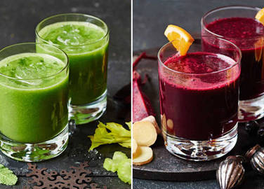 Image: How to switch your summer smoothies for winter