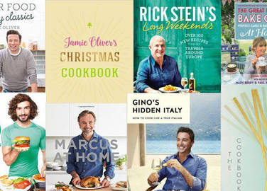 Image: 8 cookbooks you'll really want in your Christmas stocking