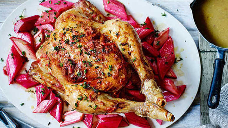 Image: Things you never knew you could make with roast chicken
