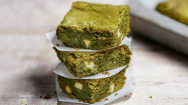 Image: Why everyone is cooking with matcha