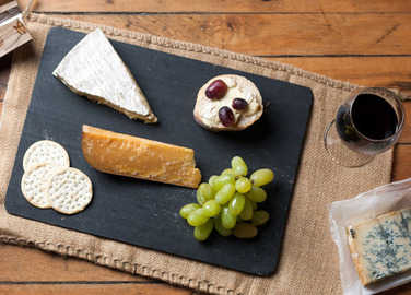 Brilliant alternatives for your Christmas cheeseboard