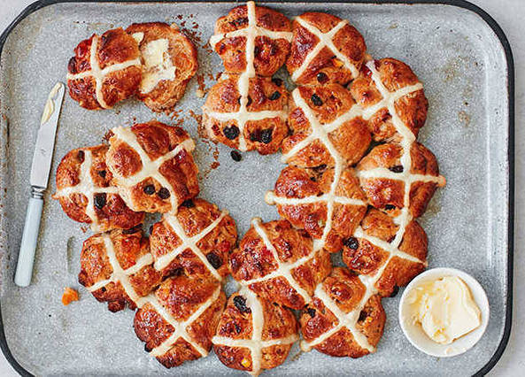 Image: 16 delicious Easter recipes that are accidentally healthy