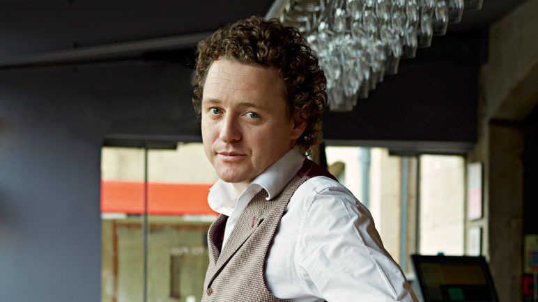 Image: Tom Kitchin: on his favourite spice and what he'd cook up on a desert island