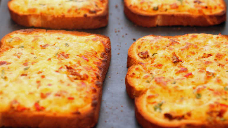 Image: Have we really fallen out of love with cheese on toast?
