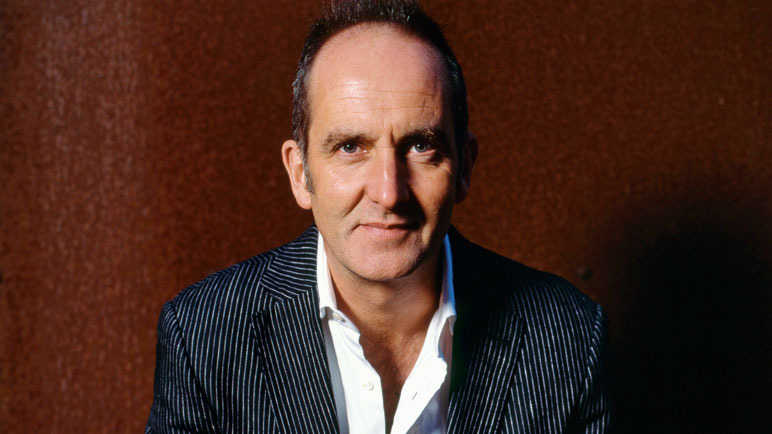 Image: Kevin McCloud on his penchant for pig's head