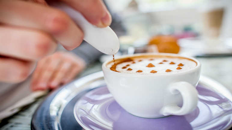 Image: This pen will change coffee art forever