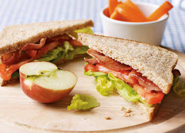 Image: And Britain's favourite sandwich is … hint: it's not the BLT