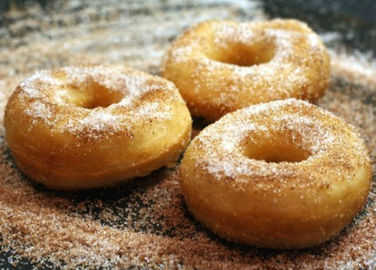 Image: Revealed: the formula for the perfect doughnut (it's all in the squidge factor, apparently)