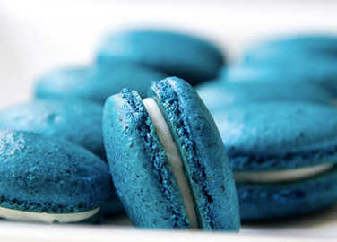 Image: Blue food you can make Blue Monday
