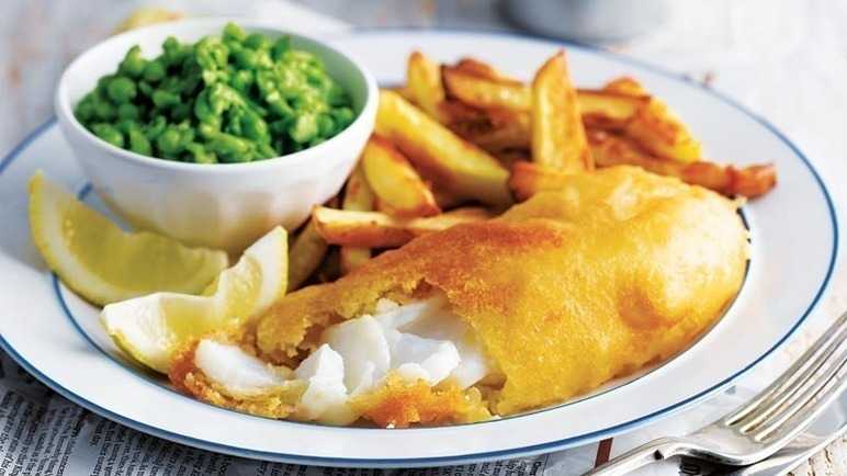 Image: Who serves the best fish and chips in Britain? Read on …