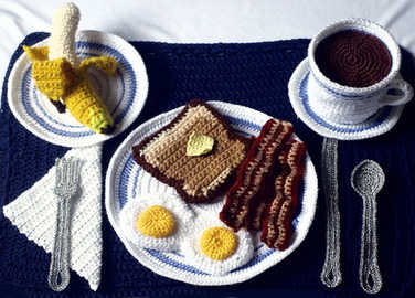 Image: Breakfasts from around the world