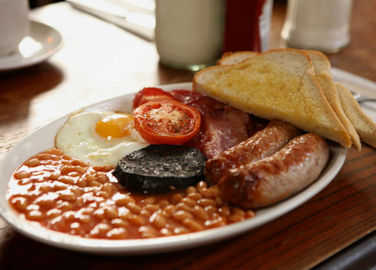 Image: Where to find the best breakfast in Britain