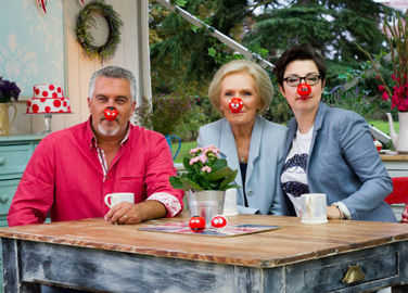 Image: The Great Comic Relief Bake Off celebrity line up is revealed